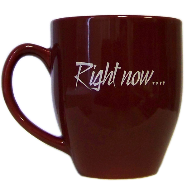 right now put your troubles in time out coffee mug iykisms